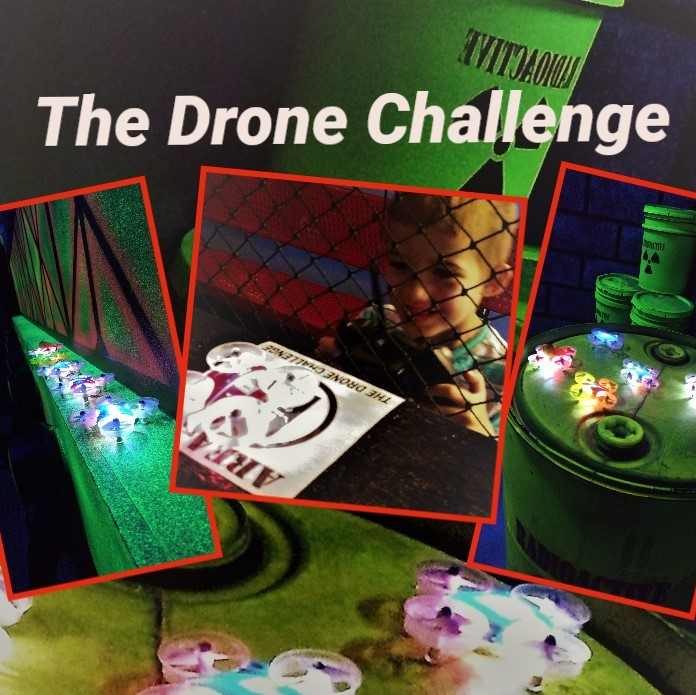 The Drone Challenge